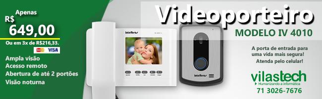 Videoporteiro – MODELO IV 4010