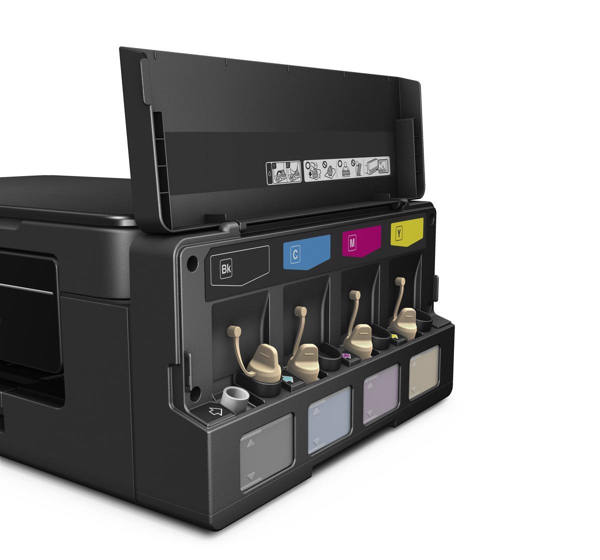 Impressora Epson com Tanque de Tinta